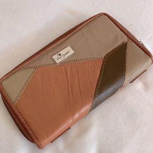 Vintage LUIS SANTINI leather Wallet